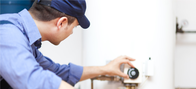 leaking boiler repair